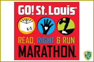 Go! St. Louis Read, Right & Run Marathon