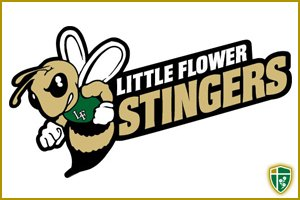 Little Flower Stingers logo